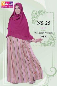 Nibras gitapelangi NS25S