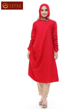 Zayda Tunik 01 Red ii