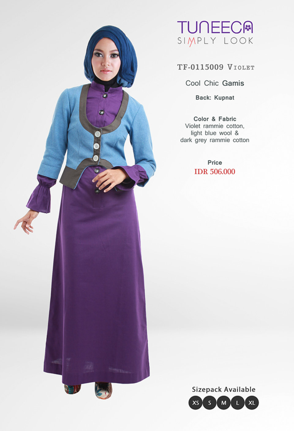 Cool Chic Gamis